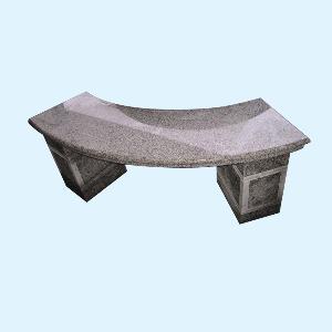 granite chair garden