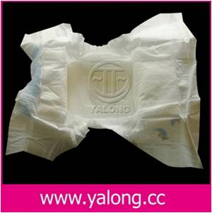 velcro tape disposable baby diaper