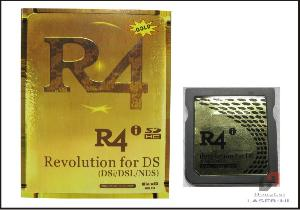 r4i ds flash card