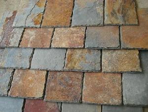 roofing rustic slate