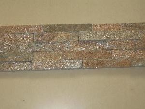 rustic quarzite wall cladding decoration