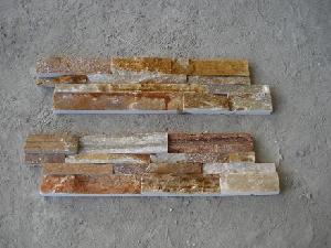 z shape culture stone quartzite