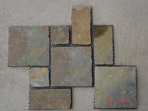 slate glued mesh