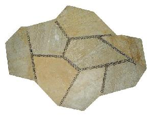 slate paving mesh