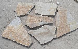 slate paving wall stone