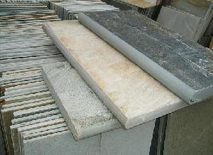 slate swimming pool coping