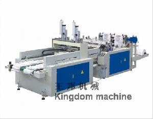 t shirt bag machine