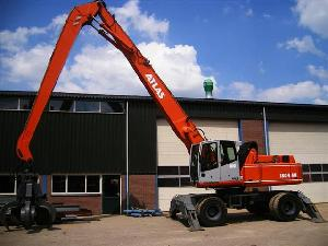 sold atlas 1804mi materialhandler 2004
