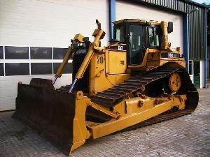 sold cat d6r lgp caterpillar 2000