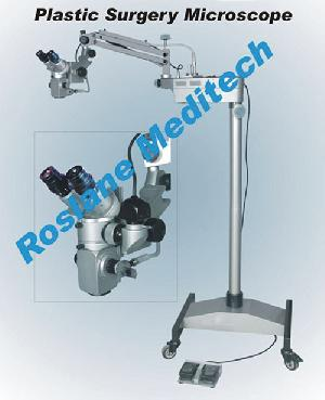 plastic surgery microscope