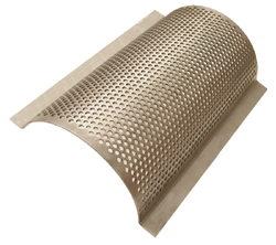 perforated grinder screens