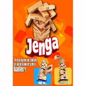 jenga block financials game