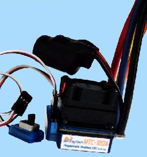 maytech esc electronic controller rc car