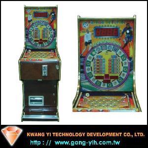 pinball machine ky 1596