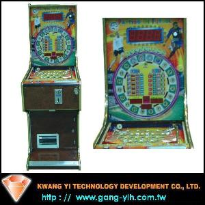 pinball machine ky 1598