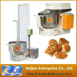 lifting tilting separate mixer