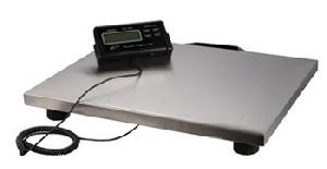 Adjustable High Legs Stainless Platform Scales Weighing Animals On The Farm.200kg 300kg / 0.1kg