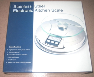 stainless steel electronic kitchen scales 18 8 body bowl 5000g 1g gift box