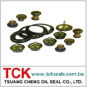 piston seals oil