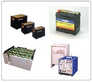 forklift battery power