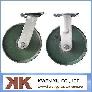 cast iron casters medium duty furniture hardware