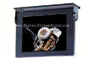 lcd screens buses electronic promotional gift advertising digital screen