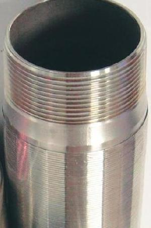 wedge wire water screen pipe