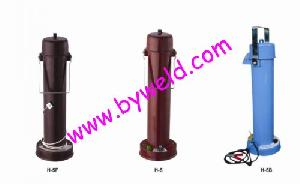 electrode dryers rod