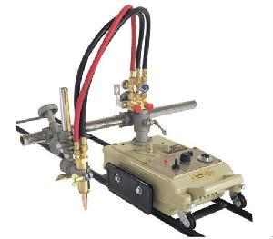 gas cutting machine flame mmachine