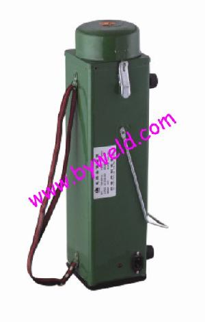 portable welding rod dryer