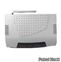 burglar alarm system gsm network