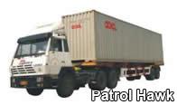 patrol hawk gps logistic vehicles fleeting system