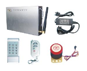 sms communicators alarm systems