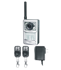 wire alarm system camera auto dialer