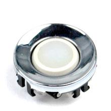 blackberry 8100 8300 8800 trackball joystick chrome ring