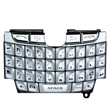 blackberry 8800 8820 8830 keypad keyboard silver