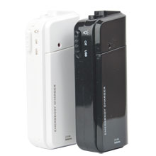 emergency external battery charger ipod iphone 2g 3g