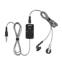 handsfree headset earphone hs 45 ad 54 nokia n95 n81 n82