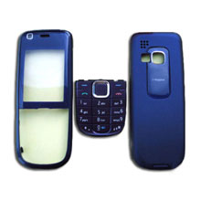 housing faceplate cover nokia 3120c blue