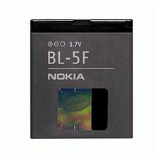 nokia battery bl 5f 6210n 6290 6710n e65 n93i n95 n96
