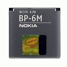 nokia battery bp 6m 3250 6151 6280 9300 n93 6233 6288 6234 n73 n77