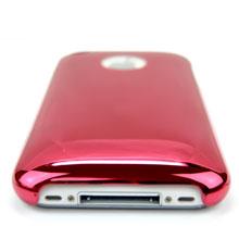 premium plastic barely case apple iphone