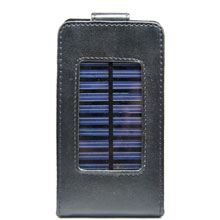 solar charger leather case cover iphone 2g 3g