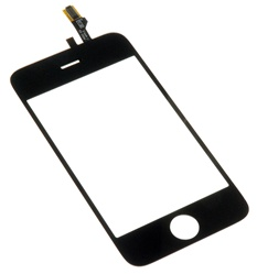 spare iphone 3gs front panel screen digitizer