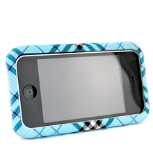 tartan pattern case cover apple iphone 3g 3gs