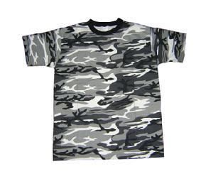 camoflage t shirt