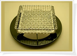 barbecue grill netting mesh