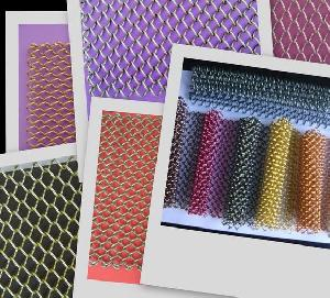 decoration wire mesh metal curtain decorate cloth