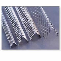 Expanded Metal Rib Lath , Angle Bead, Corner Beads