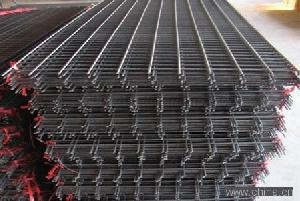 galvanized welded wire mesh foundation construction reinforced concrete
